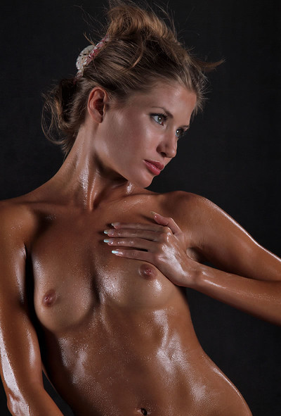 Sofia in Dripping Wet from Xart