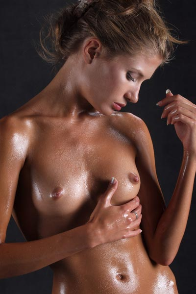 Sofia Dripping Wet