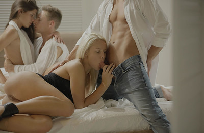 Caprice and Baby in Grow Up With Me from Xart