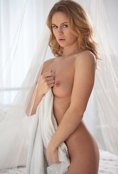 Jenny M in Angelic Touch from X Art