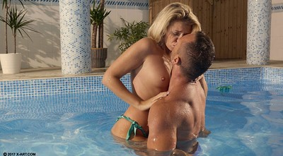 Mary Kalisy in Summertime Sex from X Art