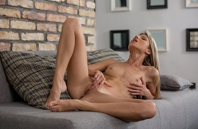 Gina in Gina Gerson Makes Me Cum from X Art